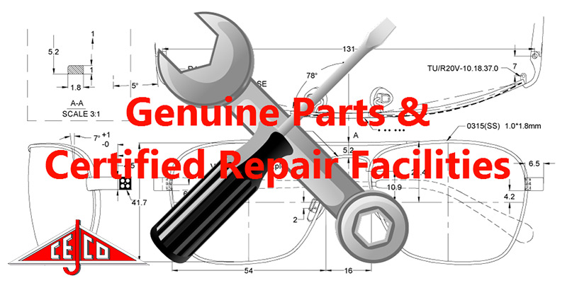 Contact us Today for a Parts & Repair Quote